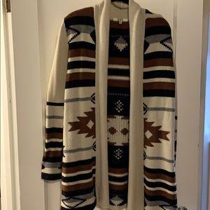 BB Dakota Sweater Cardigan